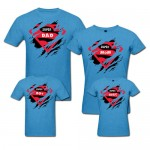 T-shirt Family SUPER