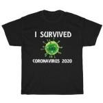 Μπλουζάκι Coronavirus 2020