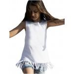 Κοριτσίστικο αμάνικο t-shirt GIRLY00550